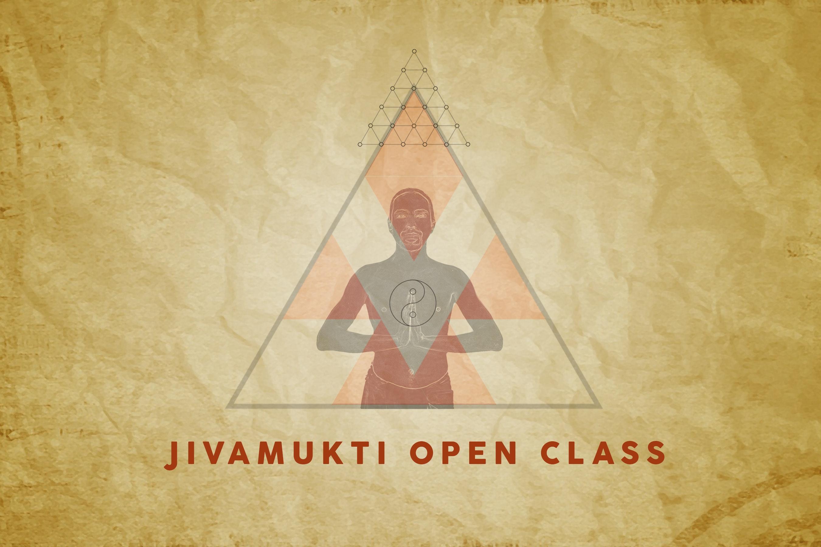 Jivamukti Open Class