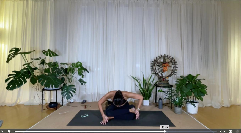 Intermediate/Advanced: Deep Hip Openers & Twists